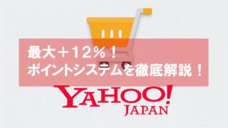 Yahoo!ショッピングの電脳せどり&ポイントプログラムを解説!